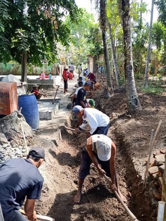 Angkat Waket Dusun Ketandan